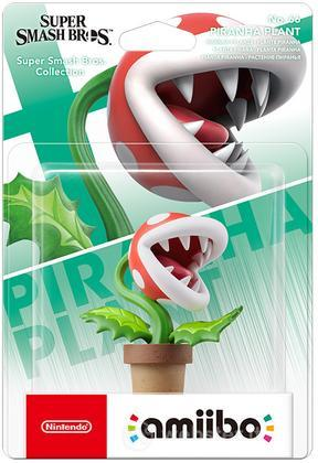 Amiibo Pianta Piranha-SuperSmash Bros Ul