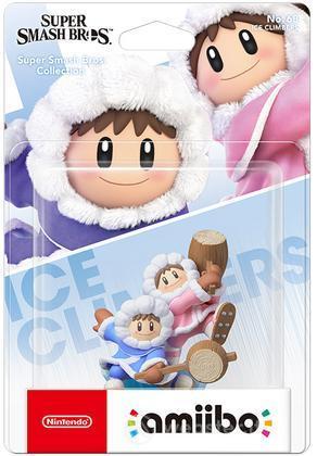 Amiibo IceClimbers Popo&Nana-SS Bros Ult