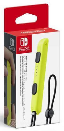 Nintendo Switch Joy-Con Cinturino Giallo