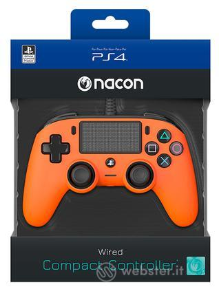 NACON Controller Wired Arancione PS4