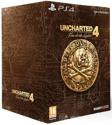 Uncharted 4 Libertalia Collector Ed.