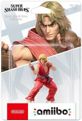 Amiibo Ken - Super Smash Bros. Ultimate