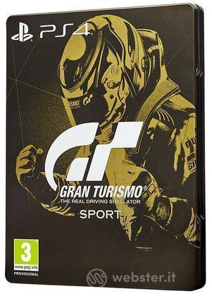 Gran Turismo Sport Steelbook Limited Ed.