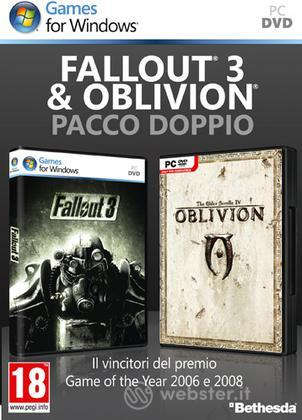 Fallout 3 / TES IV Oblivon Double Pack