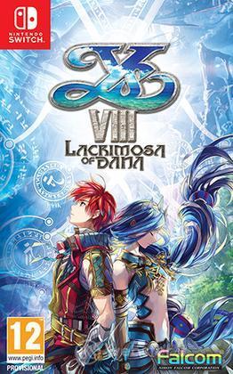 YsVIII:Lacrimosa of Dana Adventurer's Ed