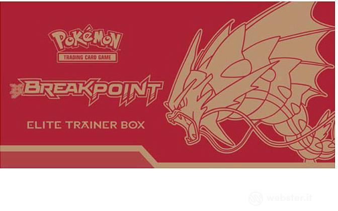 Pokemon XY Elite Trainer Box Break P. UK