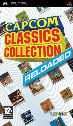 Capcom Classics Reloaded