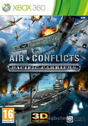 Air Conflict - Pacific Carriers