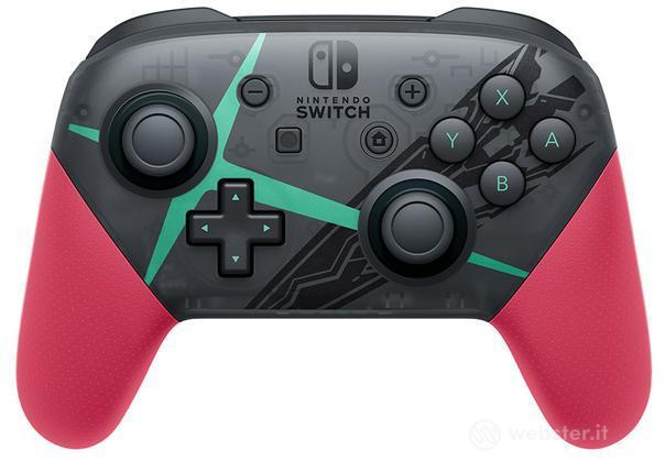 Nintendo Switch Pro Ctrl Xenoblade Chr.