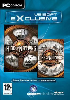 Rise of Nations Gold KOL