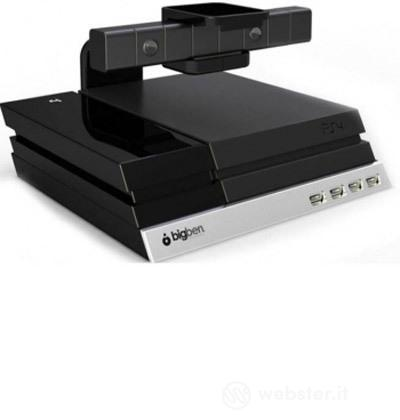 Base con supporto per telecamera PS4
