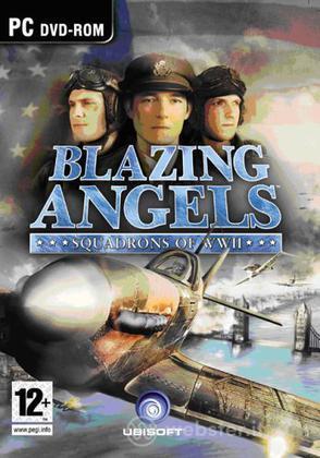 Blazing Angels IT CD-ROM PC