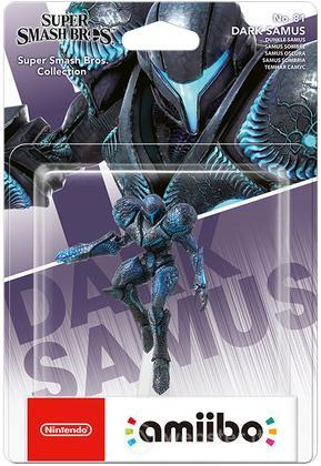 Amiibo Samus Oscura SuperSmash Bros.Ult.