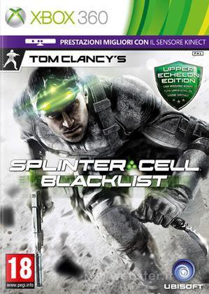 Splinter Cell Blacklist D1 Edition