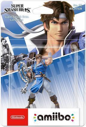Amiibo Ritcher Super Smash Bros.Ultimate