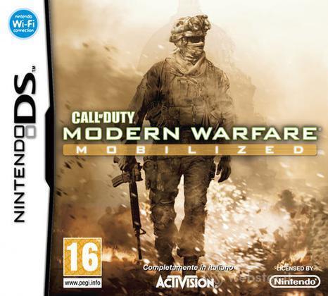 Call Of Duty Modern Warfare Mobilized