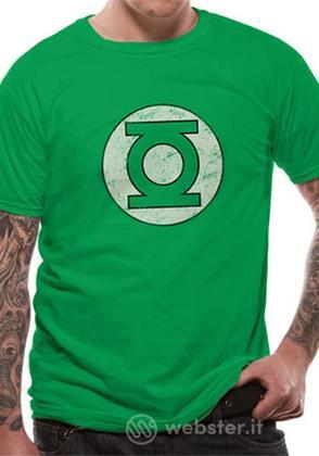 T-Shirt DC Comics Green Lantern Uomo L