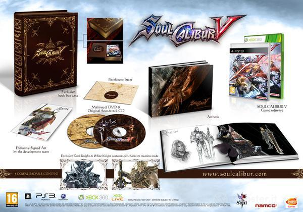 Soulcalibur V Collector Edition