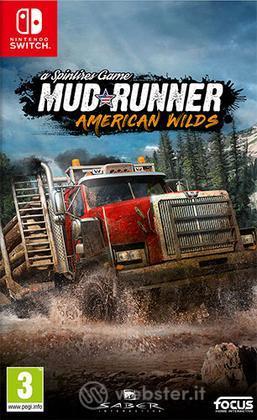 MudRunner American Wilds Ed.