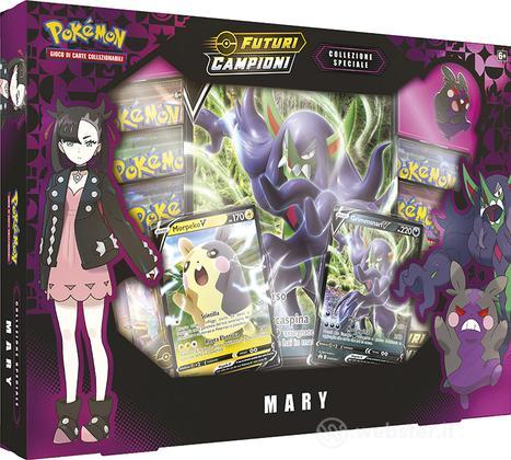 Pokemon Spada Scudo 3.5 Premium C. Mary