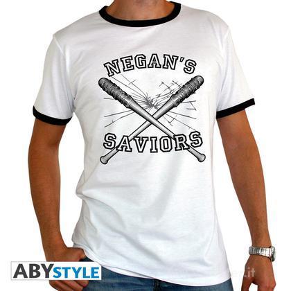 T-Shirt Walking Dead-Negan's Saviors M