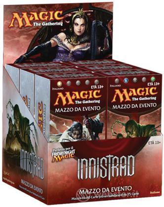Magic Innistrad Set Mazzi da evento