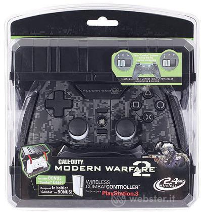 MAD CATZ PS3 Wireless Pad Black COD MW 2