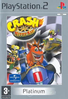Crash Bandicoot Nitro Kart PLT