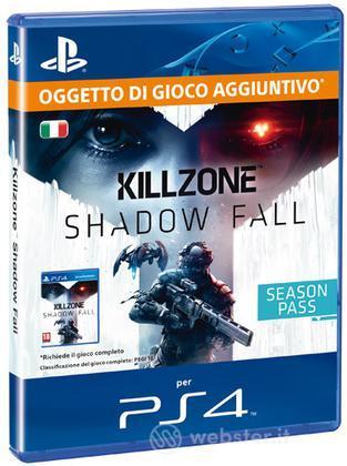 Killzone Shadow Fall Pass Stagionale DLC