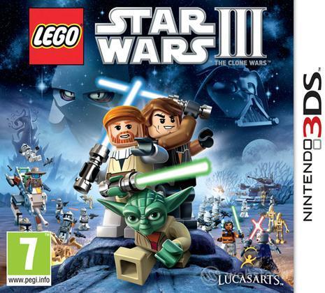 Lego Star Wars 3: La Guerra Dei Cloni 3D