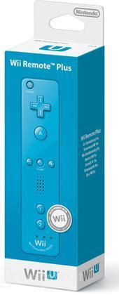 NINTENDO Wii U Telecomando Plus Blu