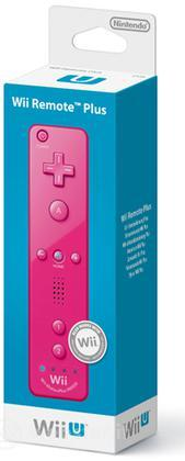 NINTENDO Wii U Telecomando Plus Rosa