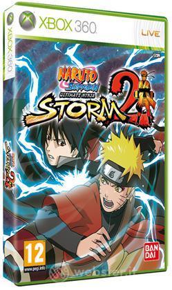 Naruto Shippuden Ult Ninja Storm 2