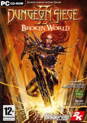 Dungeon Siege II - Broken World