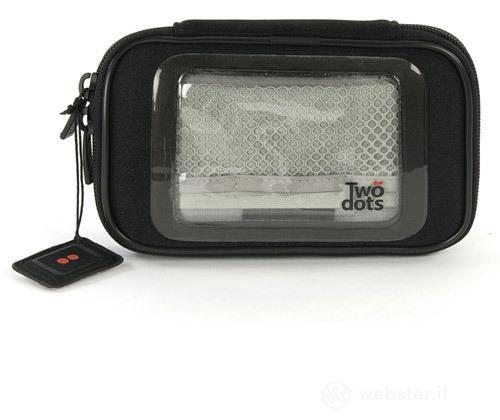TWO DOTS DSIXL Xclusive Case Nero Tucano