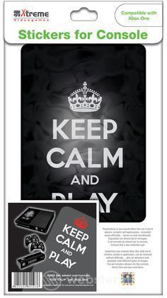 Stickers Keep Calm XONE