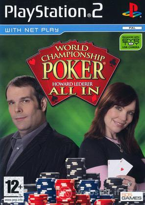World Championship Poker Howard Lederer