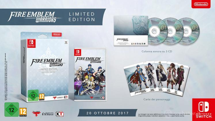 Fire Emblem Warriors Special Ed.