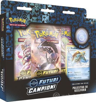 Pokemon S&S 3.5 Futuri Camp. Pin Coll.