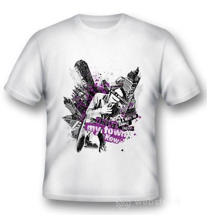 T-Shirt Joker This is My Town S
