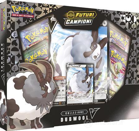 Pokemon S&S 3.5 Fut. Camp. Coll. Dubwool