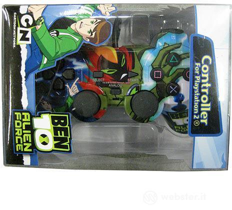 PS2 Controller Ben 10 Alien Force