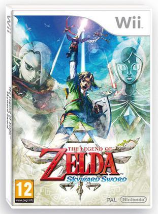 The Legend of Zelda:Skyward Sword Solus