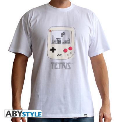T-Shirt Tetris Gameboy L