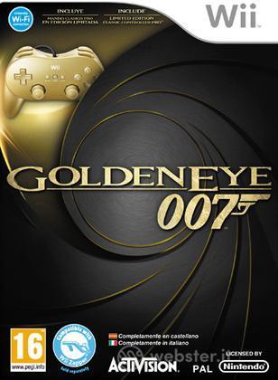 James Bond Golden Eye Classic Controller