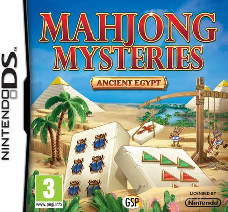 Mahjong Mysteries - Ancient Egypt