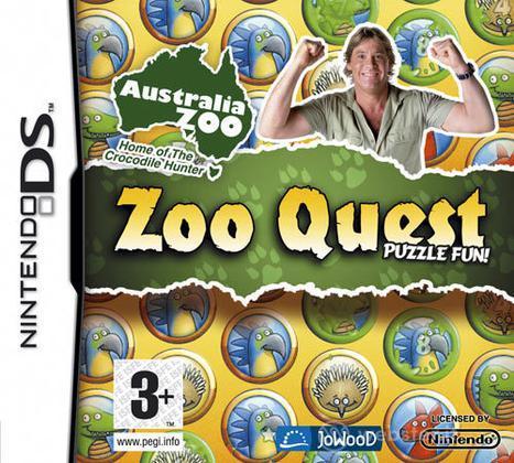 Australia Zoo - Zoo Quest Puzzle Fun!