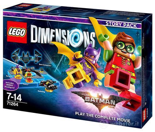 LEGO Dimensions Story Pack Batman Movie