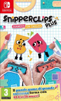 Snipperclips Plus - Diamoci un taglio!