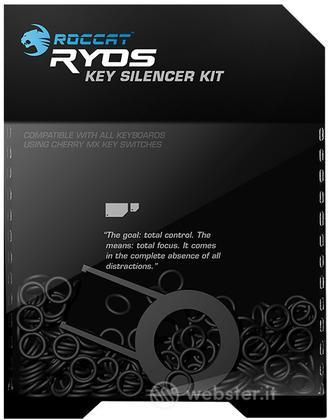 ROCCAT Kit Insonorizzazione Tasti Ryos